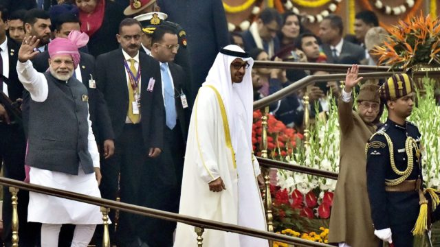 UAE symbolically supports Indian stance over Kashmir Valley