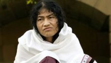 Irom Chanu Sharmila is a civil rights activist, political activist, and poet from the Indian state of Manipur.