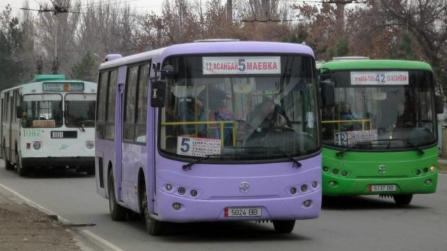 Bishkek will have better public transport system from Easter Day