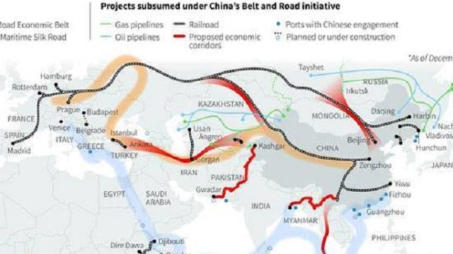 Belt and Road Forum kicks off in Beijing while neighbouring India boycotts the event