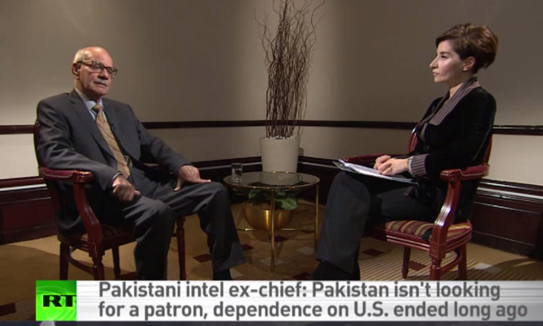 ISI and Afghan Taliban kept death of Mullah Omar under wrap for two years, says Gen Asad Durrani