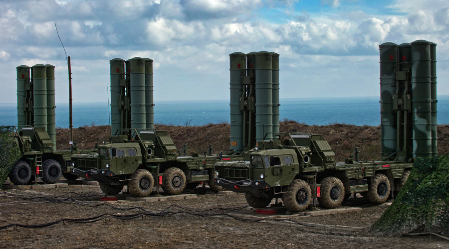 NATO ally Turkey buying Russian-made S-400 missile defense system