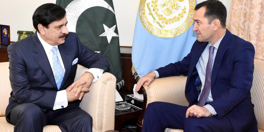 Pakistan considers Tajikistan as strategic partners, says Gen Nasser Khan Janjua