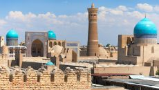 Grand Tourism Complex will be built in Bukhara Uzbekistan