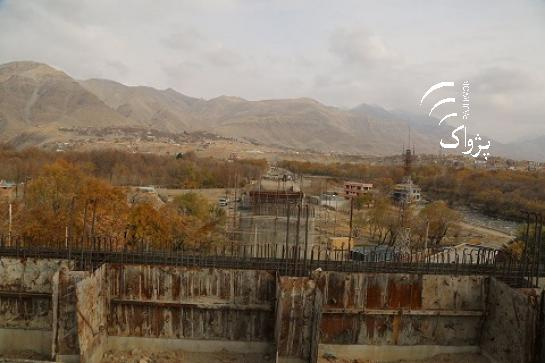 Road patch of 21 kilometer in Afghanistan is yet to be completed although work was initiated 7 years ago