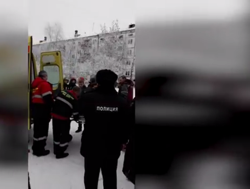 15 school children stabbed in Perm Russia