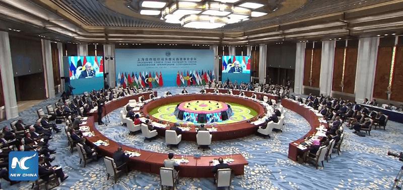 18-й Саммит глав государств-членов ШОС