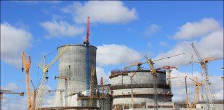 ЕС тревожится через строительство новой Белорусской АЭС не далеко от границы
