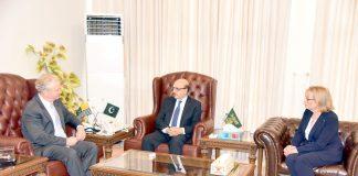 Делегация Конгресса США посетила Музаффарабад на территории Азад Кашмир