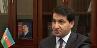Хикмет Гаджиев: Провокация, совершенная Арменией на границе, очередное доказательство ее незаинтересованности в урегулировании конфликта путем переговоров