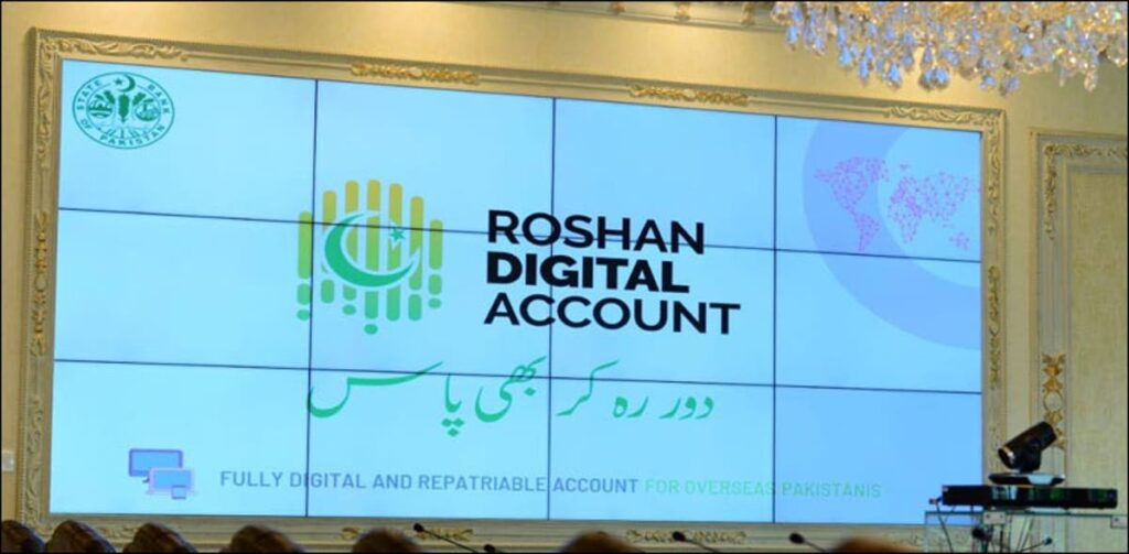 What Is Roshan Digital Account Pakistan And How To Open It Online?